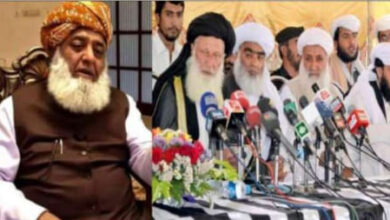 Photo of مولانا فضل الرحمان نے منحرف 4 رہنماؤں کو پارٹی سے نکال دیا